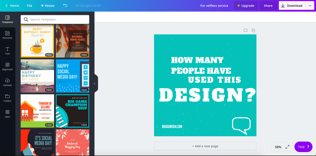 I Am A Professional Graphic Designer And I Use Canva