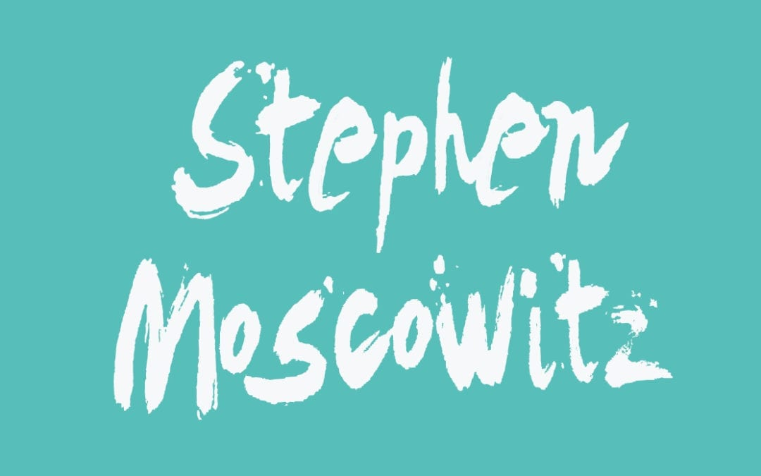 Stephen Moscowitz Fine Artist Website
