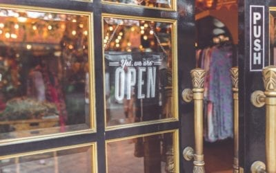 How to support a small business without buying anything